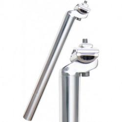 Tige De Selle ERGOTEC Patent Aluminium - 350mm Plusieurs Diamètres
