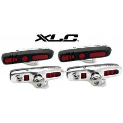Portes Patins XLC Cartridge BS-R04 Argent (Shimano) x4