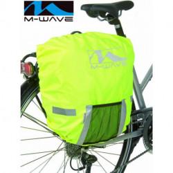 Housse M-Wave Rain Protection Pour Sac ou Sacoche
