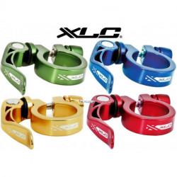 Collier tige de selle XLC PC-L04 avec blocage rapide