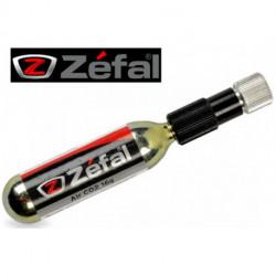Pompe CO2 ZEFAL EZ Control Presta / Schrader