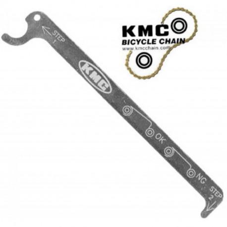 Indicateur d'usure de chaîne vélo KMC
