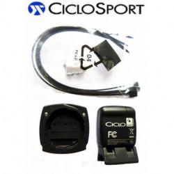 Capteur De Vitesse CICLOSPORT CM 8.3 - 8.2 Sans Fil