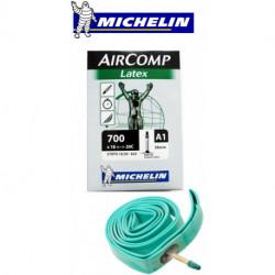 Chambre à Air MICHELIN A1 AIRCOMP Latex 700x18/20
