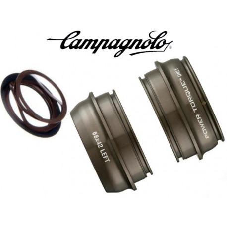 Boîtier de Pédalier Campagnolo Power-Torque OS-Fit BB30 68x42