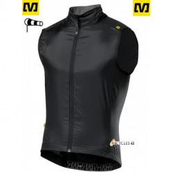 Coupe Vent Mavic ESPOIR Vest Sans Manches Noir : XL