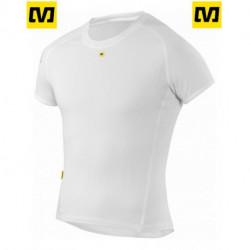 Maillot Sous-Vetements Mavic ECHELON Manches Courtes Blanc - S , L , XL