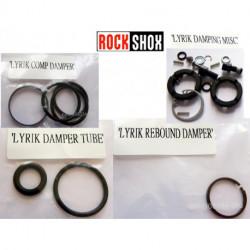 Kit Service ROCKSHOX Lyrik Damper (Comp/Reb)