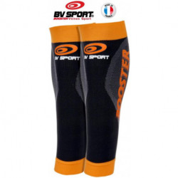 BV SPORT BOOSTER Manchon De Compression Orange - (L , L+)