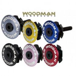 """WOODMAN Etoile et Bouchon CAPSULE COMP - 1-1/8"""""""