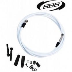 Kit Durite BBB HydrauLine BCB-80A Système Avid Blanc