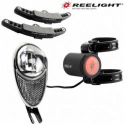 Éclairage Reelight SL 620 Flash Back Up Avant Fonctionne Sans Pile