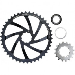Cassette SHIMANO Kit de Conversion A2Z 10v 42T