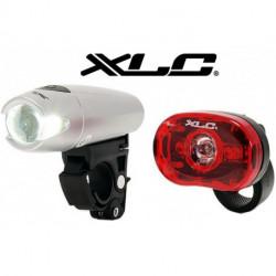 Éclairages XLC LED TRITON + THEBE 0,5W CL-S04