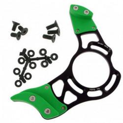 Guide Chaine STRAILINE ISCG 05 32-36 Dents Noir/Vert