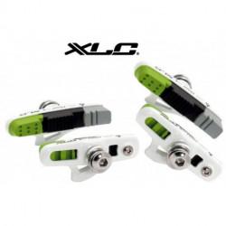 Portes Patins XLC BS-R05 Blanc (Shimano) x4