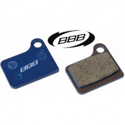 Plaquettes Frein à Disque BBB BBS-51 Shimano Deore M555