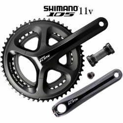 Pédalier Shimano 105 FC-5800 11Vit - 36/52