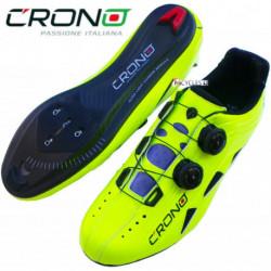 Chaussure CRONO FUTURA2 CARBON Jaune Verni - 45