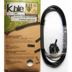 Kit Complet Transfil K.ble Câbles et Gaines FREINS ROUTE - Campagnolo