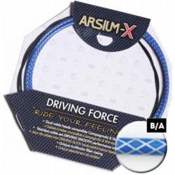 Kit Complet ARSIUM-X Câbles et Gaines FREINS ROUTE Bleu