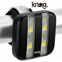 Éclairage KNOG BLINDER 4 Ligne Avant Led Blanche