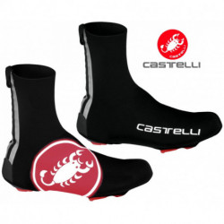 Couvre-chaussures CASTELLI DILUVIO 16 Logo Rouge