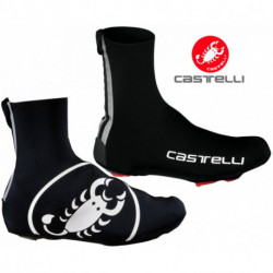 Couvre-chaussures CASTELLI DILUVIO 16 Logo Blanc