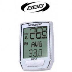 Compteur BBB MICROBOARD 8 Fonctions Filaire