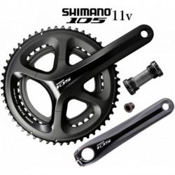 Pédalier Shimano 105 FC-5800 11Vit - 39/53 172.5mm