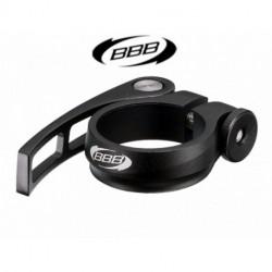 Collier tige de selle BBB QRFix BSP-84 Noir