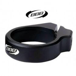 Collier tige de selle BBB CarbonStrangler BSP-82 Noir