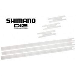 Couvre-Câbles SHIMANO Di2 SM-EWC2 Blanc