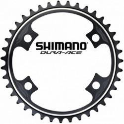 Plateau SHIMANO DURA-ACE FC-9000 4Trous 11vit Interieur - 34T/36T/39T/42T