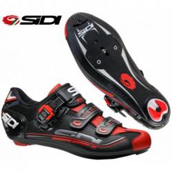 Chaussure Sidi GENIUS 7 Noir/Rouge - 45