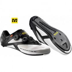 Chaussure Mavic COSMIC ULTIMATE Blanc/Noir - 44