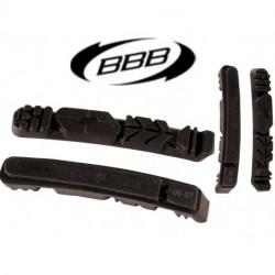 Patins BBB QuadStop BBS-12 V-Brake x4