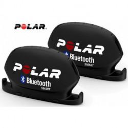 Kit Capteur Vitesse et Cadence POLAR Bluetooth Smart