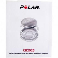 Pile POLAR Battery CR2025