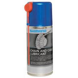 Lubrifiant SHIMANO Chaine et Câble 125ml