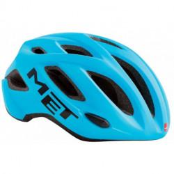 Casque MET IDOLO Bleu Turquoise - 52/59cm , 60/64cm