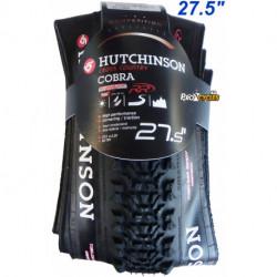 Pneu Tubeless Ready HUTCHINSON COBRA RR HardSkin Souple 27.5x2.25