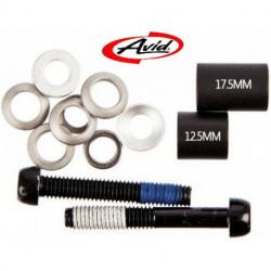 Adaptateurs de frein à disque AVID CPS - 160mm Post/140mm Pst