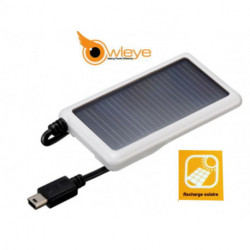 Chargeur Solaire Owleye Power Generator