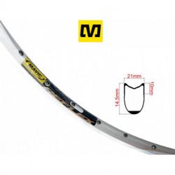 Jante MAVIC Reflex Argent à Boyaux - 36 Trous