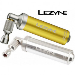 Pompe CO2 LEZYNE Alloy Drive CO2 - Presta / Schrader