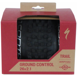 "Pneu Tubeless Ready SPECIALIZED Ground Control Souple 26""x2.10"