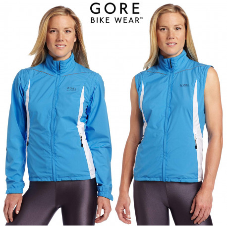 Coupe Vent GORE BIKE WEAR COUNTDOWN Windstopper Active Shell : 38 (M)