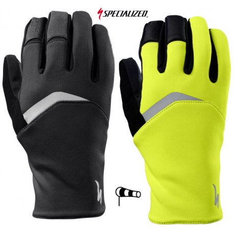 Gants SPECIALIZED Deflect H2O Noir : L , XL , XXL