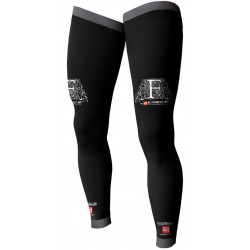 Jambières COMPRESSPORT Full Leg Noir
